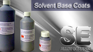 Solvent Base Coat
