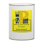 White Cellulose Industial Primer