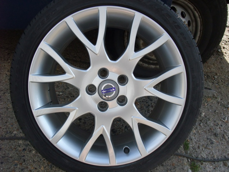 volvo v40 after refurbishment